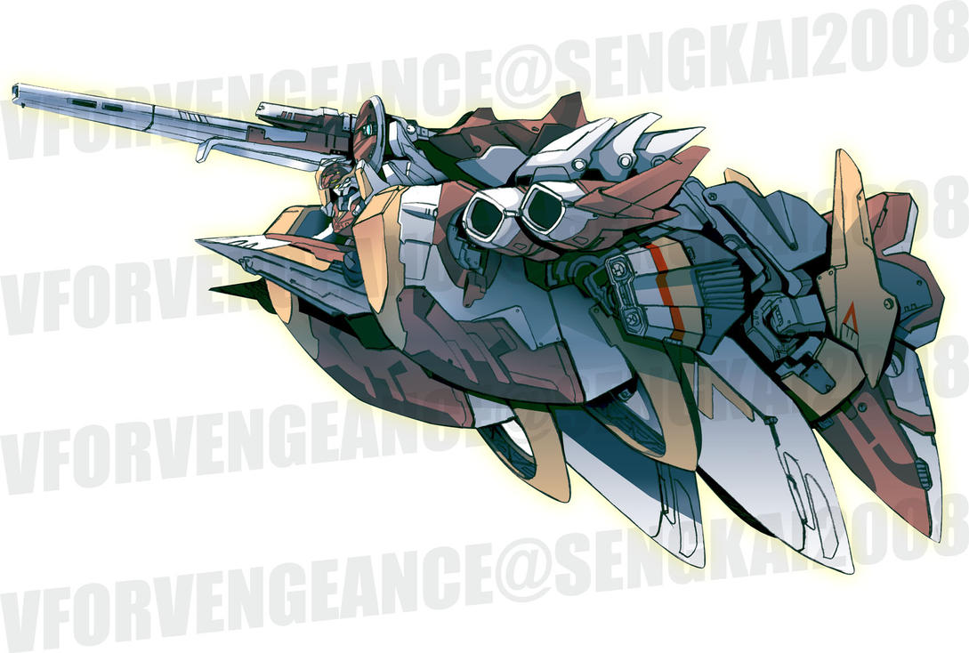 SRW OG: XRX series- X3 by vforvengeance