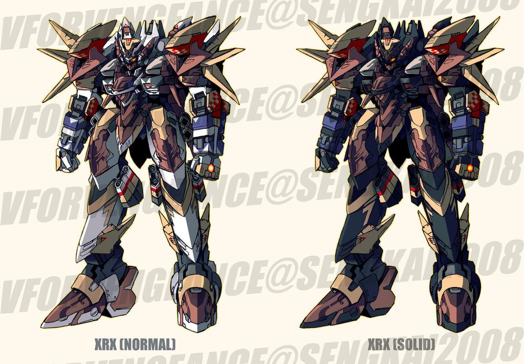 SRW OG: XRX series- XRX by vforvengeance