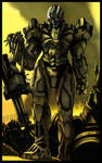 NBEX-XIIIX Dark Skull
