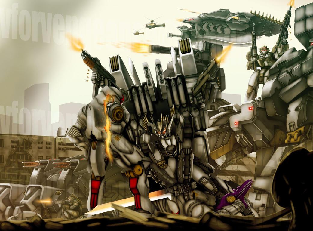 Art of War: Planning 01 by vforvengeance