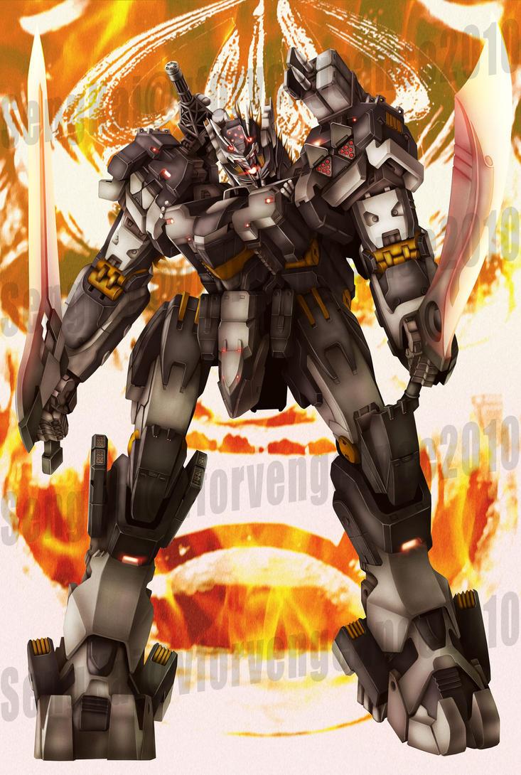 Art of War: VRE Acalanantha RV by vforvengeance