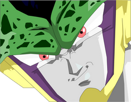 Perfect Cell Smiling