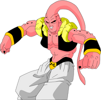 Super Gotenks Buu