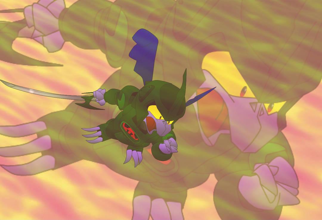 Bad Bird Attacks by Yholl