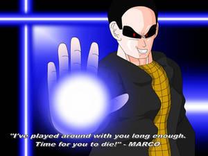 April - Marco Blasts