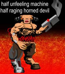 Warlord of Deimos