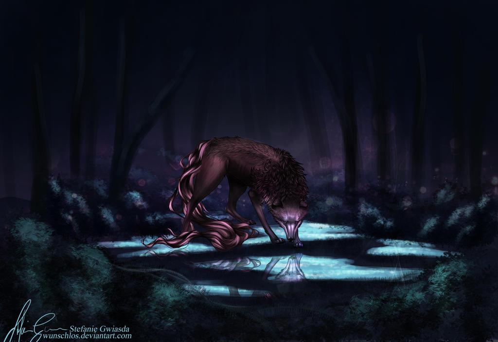 unicorn blood by Wunschlos