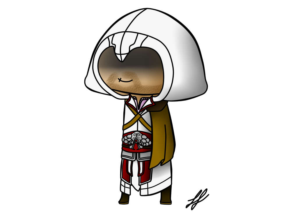 Redone Ezio by Manicies
