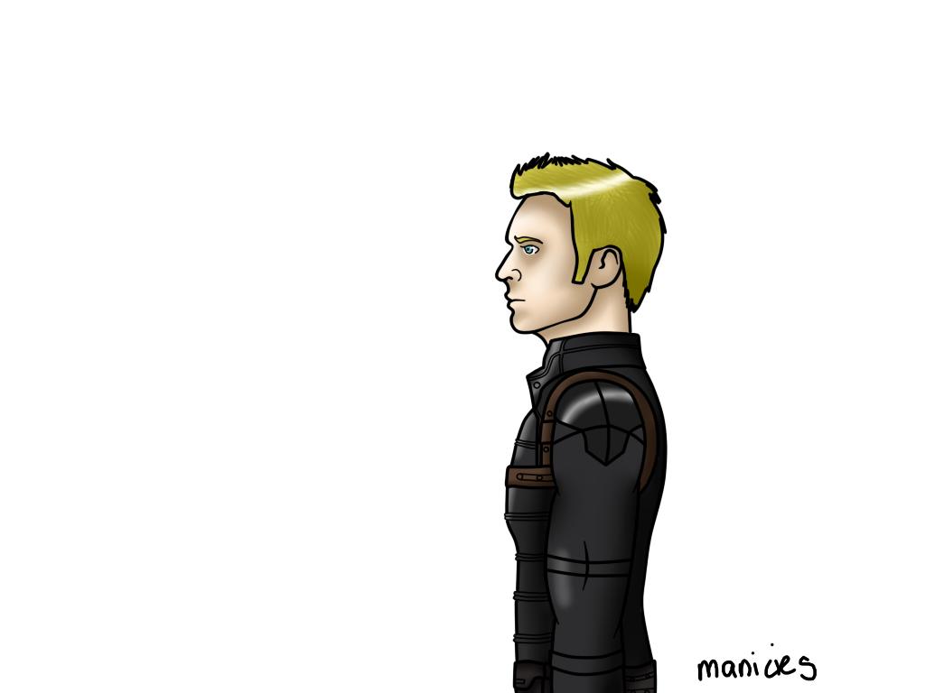 Winter Soldier: Alpha by Manicies