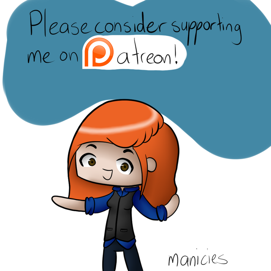 Asking For Patrons by Manicies