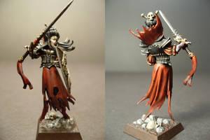 Custom Undead Vampire by BrewBadum