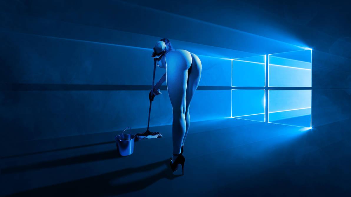 Windows 10 wallpaper by spyrbone ...