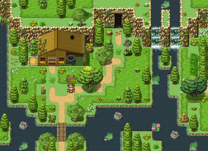 Lord Of Ring Rpg Maker