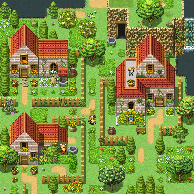 Map 2 Rpg Maker Vx Ace By Kdtwifi On Deviantart