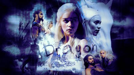 Dragon | Daenerys Targaryen Wallpaper