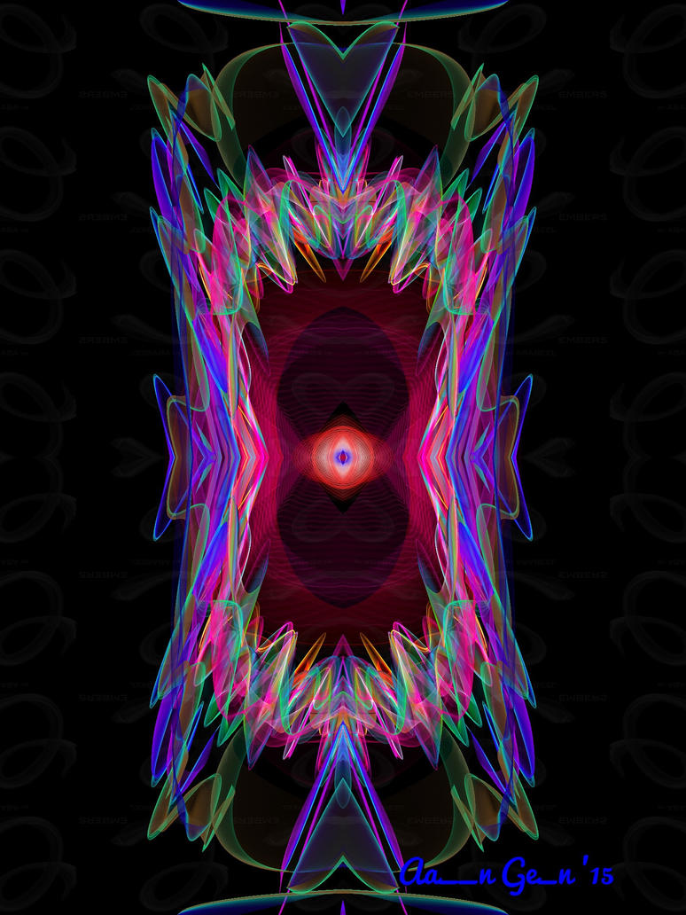 Weird by artistaaron28