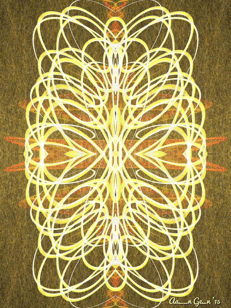 Burns Golden Bright by artistaaron28