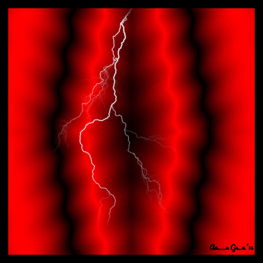 Red Storm by artistaaron28