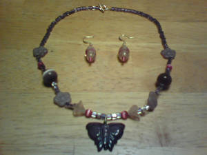 Necklace/Earrings 4