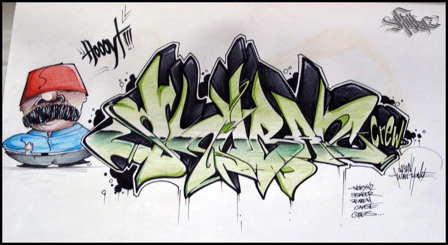 hooyt by desan21