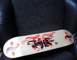 JonesSkate by desan21