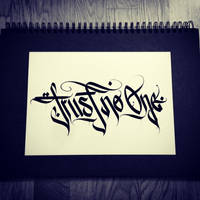 trusNoOne by desan21