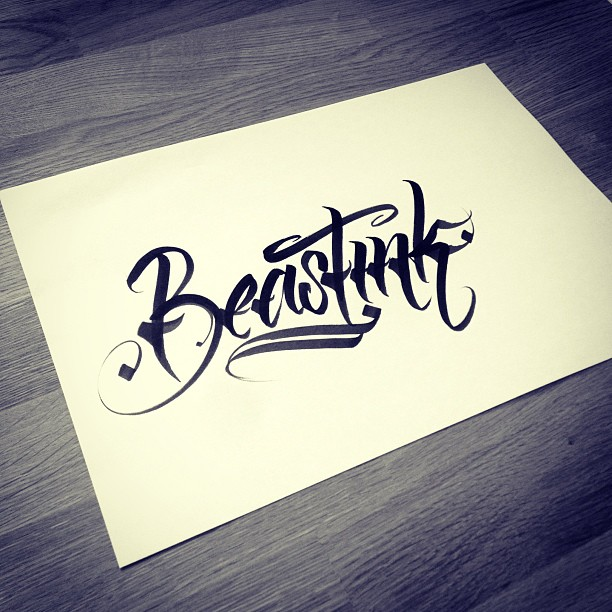 beaastInk by desan21