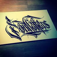 Soulletters vol IIX by desan21