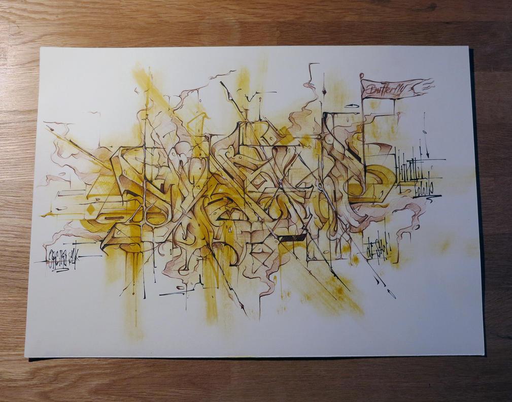 yellow by desan21