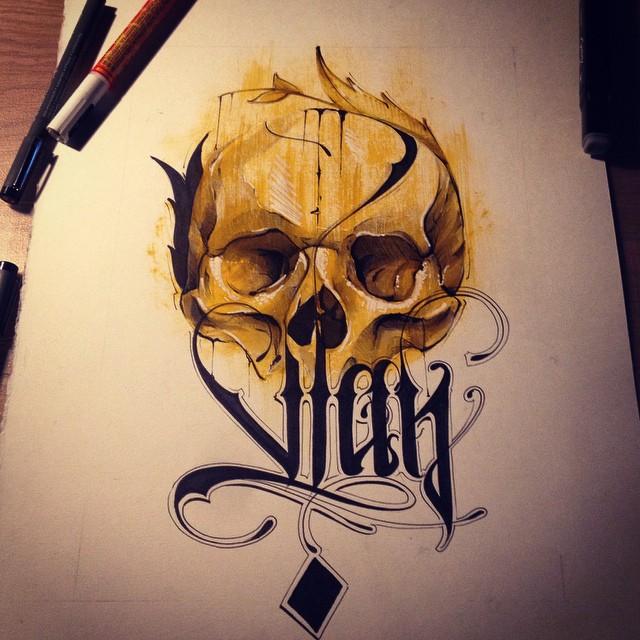 Skuaaaal by desan21