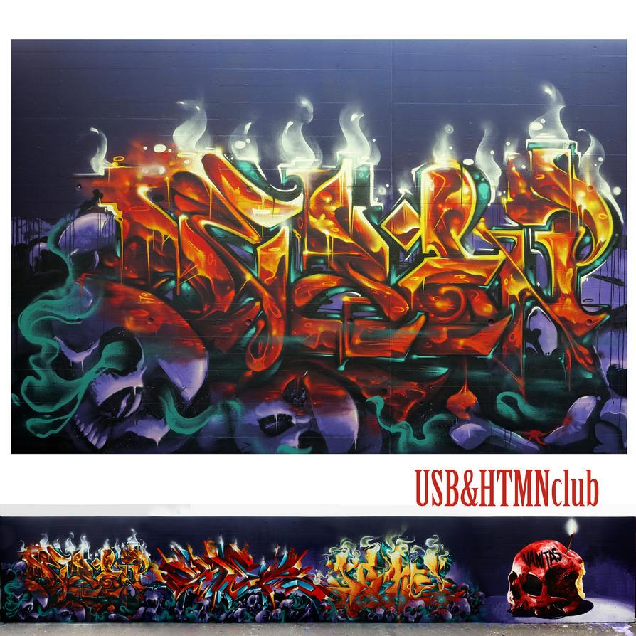 USBHTMNclub by desan21