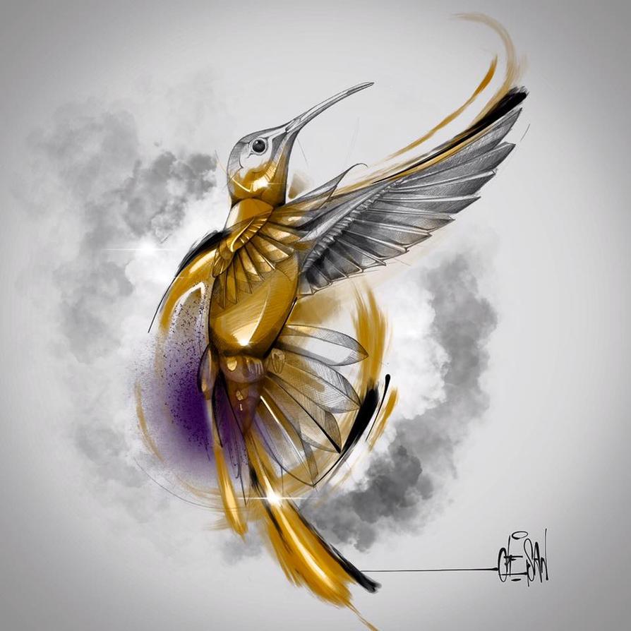 puttsomecolorstothebird by desan21