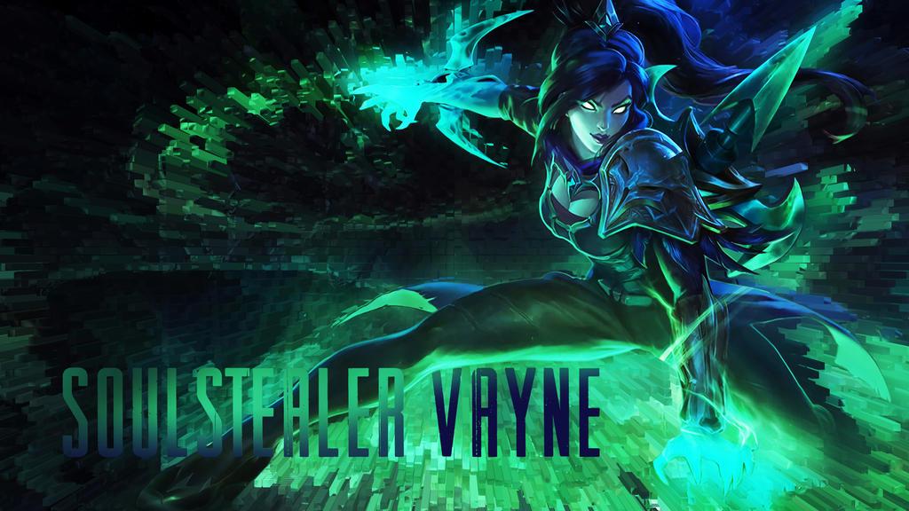 Soulstealer Vayne by S...