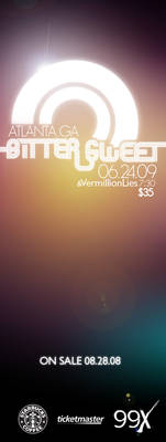 Bittersweet band poster