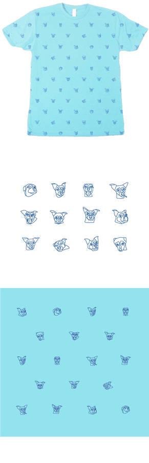 Charlie Dog Pattern