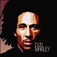 bob MARLEY. by 7thTank