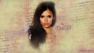 Nina Dobrev wallpaper II