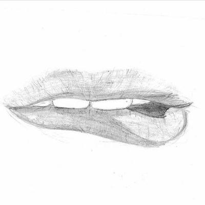 Lips by call-me-crazyartist