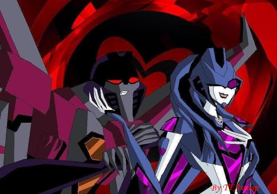 Different Knockout X Autobot Reader X Starscream By: Transformers