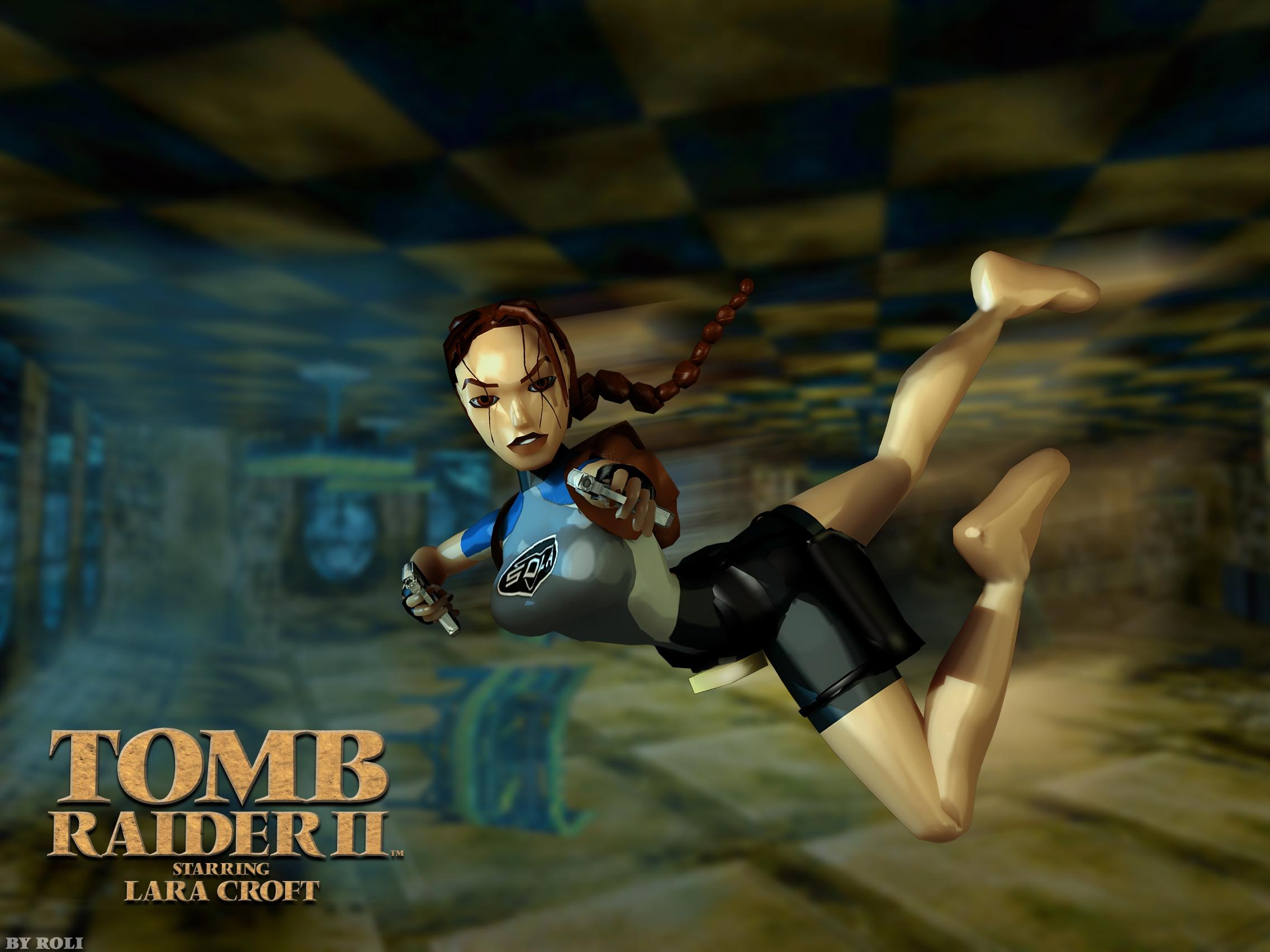 Tomb Raiders, Tomb Raider