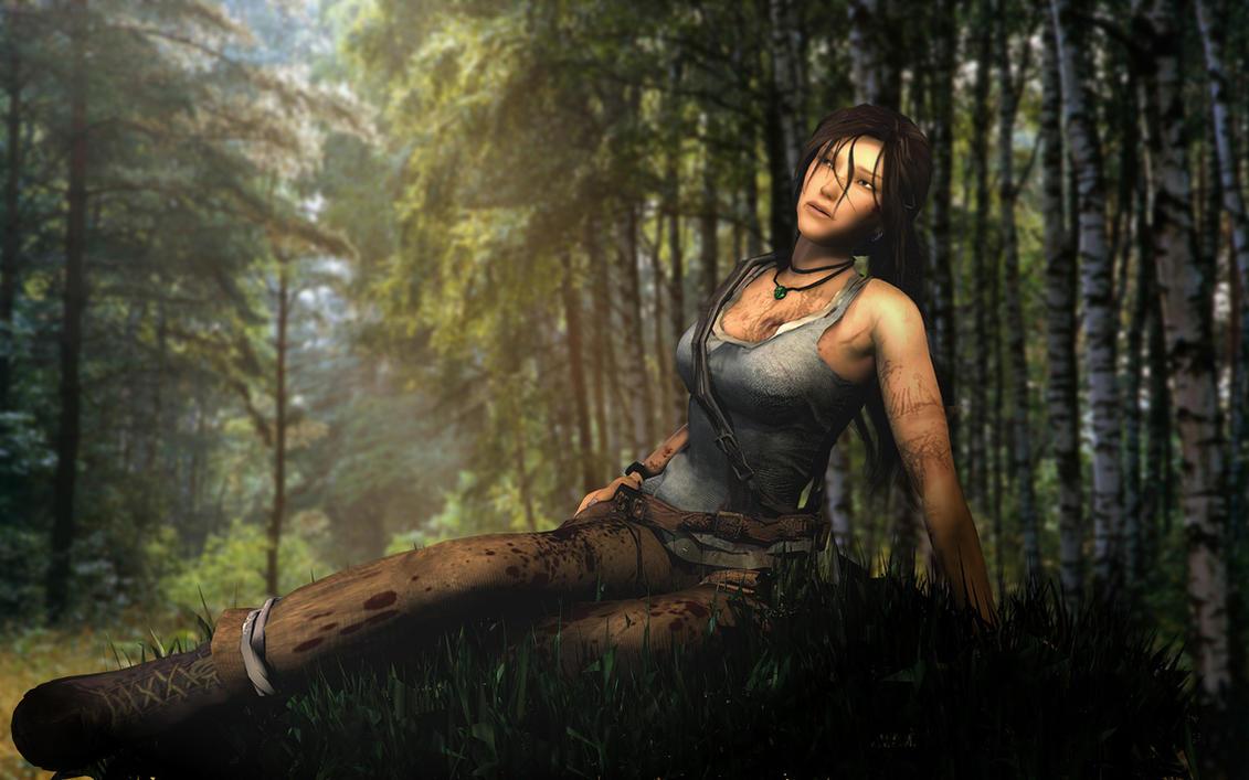 Tomb Raider 2013 - A Girl... by Roli29