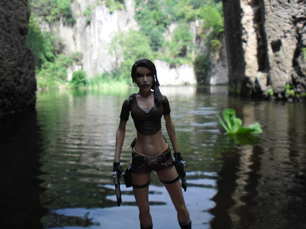 Photo lara croft pornographie hentia image
