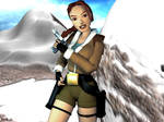 Tomb Raider - The Golden Mask Render (remake)