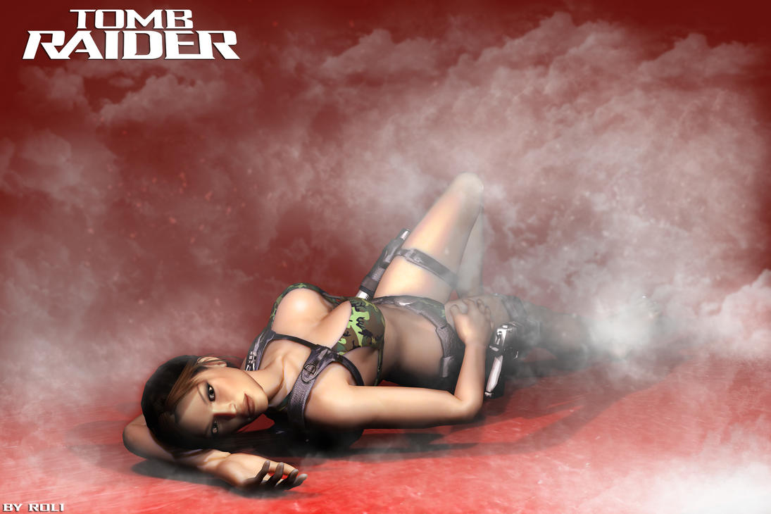 Tomb raider mastrubating video hentay picture