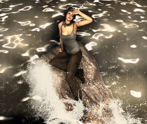 Lara Croft: Tomb Raider - Castaway