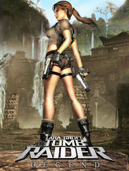 Tomb Raider: Legend poster