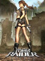 Tomb Raider: Legend poster by Roli29