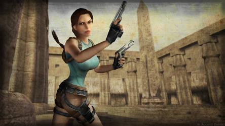 Tomb Raider: Anniversary - Egypt