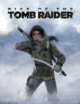 Rise of the Tomb Raider poster (fanmade)