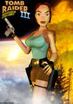 Tomb Raider 3 - Adventures of L. C. fanmade poster